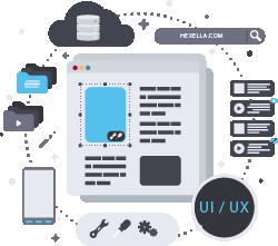 طراحی رابط کاربری ui / ux